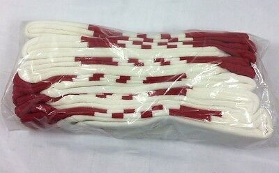Vintage Twin-City's Over the Calf Tube Socks White Red Made in USA Sealed 6-pack