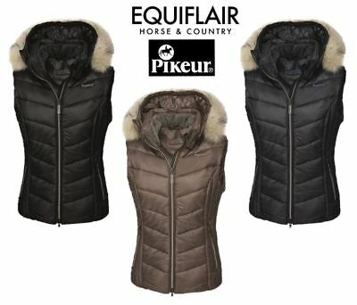 Pikeur Brinette Quilted Waistcoat / Gilet