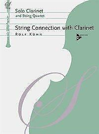 String Connection With Clarinet - 9783892215400 PORTOFREI