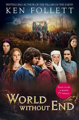 World without End by Ken Follett (Paperback) NEW BOOK