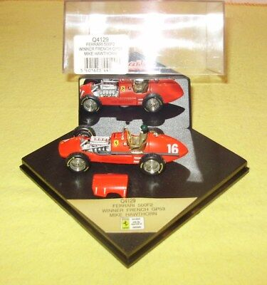 QUARTZO-Vitesse(1:43) #4129 1953 F2 Ferrari 1st G.P.Reims.France-Mike Hawthorn