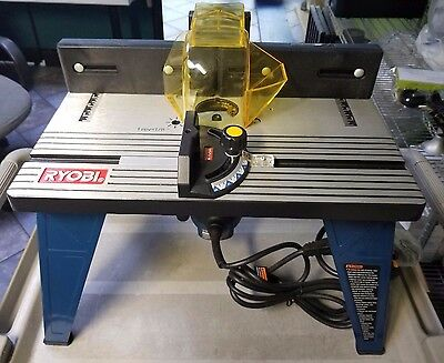 Ryobi RT102 Router Table - SPECIAL!!