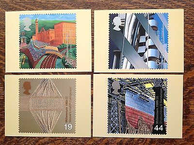 PHQ 207 Workers Tale 1999 Set Of 4 Mint