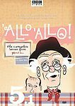 Allo, Allo: The Complete Series Five - Part One (DVD, 2006, 2-Disc Set) (dv1757)