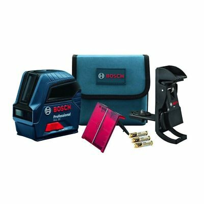 Bosch GLL 50 ft. Self-Leveling Cross-Line Laser Level *Free Shipping*