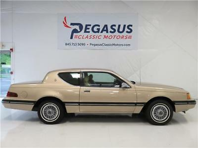 1987 Mecury Cougar LS 1987 Mecury Cougar, Driftwood Metallic with 56,000 Miles available now!
