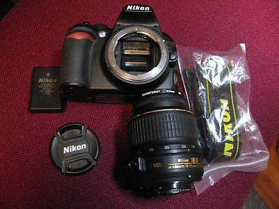 Nikon d3100 Body with Nikkor 18-55MM 1:3.5-5.6G