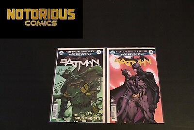 Batman 23 24 Complete Catwoman Proposal Comic Lot Run Set Rebirth Tom King DC