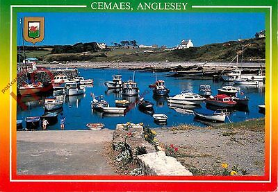 Picture Postcard- Anglesey, Cemaes