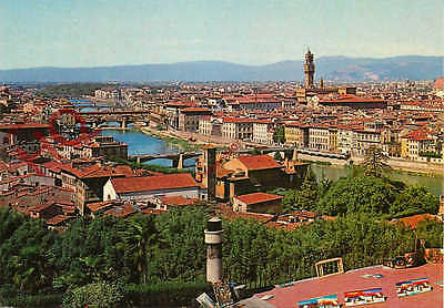 Picture Postcard- Firenze, Florence