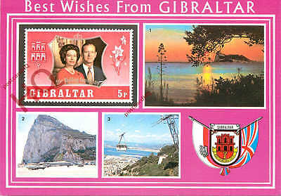 Picture Postcard- Gibraltar (Multiview)