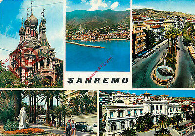 Picture Postcard- San Remo (Multiview)