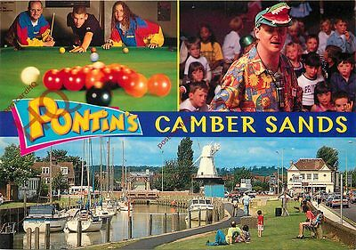 Picture Postcard- Pontin's, Camber Sands