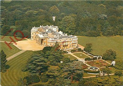 Picture Postcard- Luton Hoo, Aerial View
