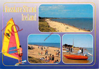 Picture Postcard: Rosslare Strand (Multiview) [John Hinde]