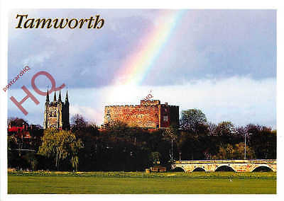 Picture Postcard: Tamworth, Rainbow