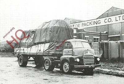 Picture Postcard::Bedford S Type, Motor Packing Company
