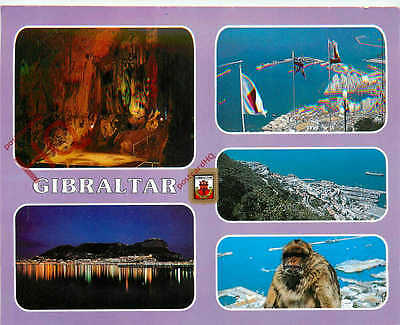 Picture Postcard::Gibraltar (Multiview)