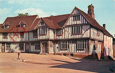 Picture Postcard::Lavenham, The Guildhall