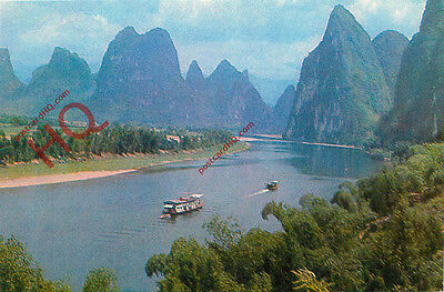 Picture Postcard::Lijiang River, Spring
