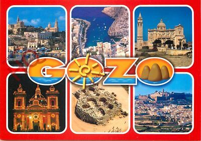 Picture Postcard::Malta, Gozo (Multiview)