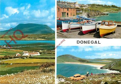 Picture Postcard:-Donegal (Multiview)