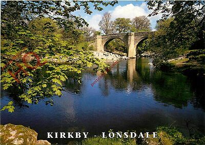 Picture Postcard:-Kirkby Lonsdale