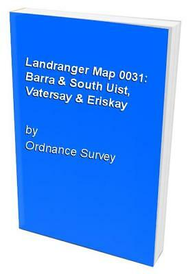 Landranger Map 0031: Barra & South Uist,... by Ordnance Survey Sheet map, folded
