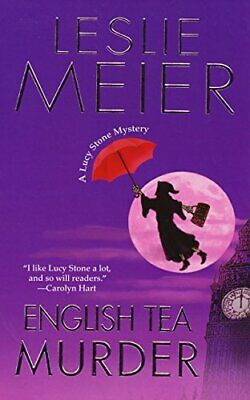 English Tea Murder (Lucy Stone Mysteries) by Meier, Leslie Book The Cheap Fast