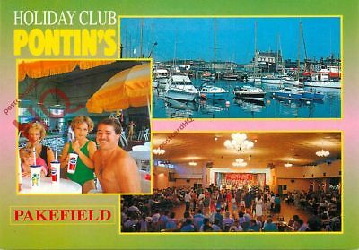 Picture Postcard-:Pontin's, Pakefield (Multiview)