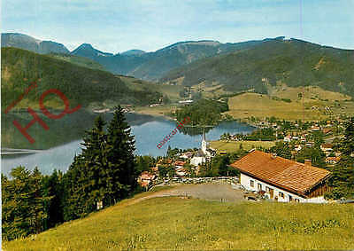 Picture Postcard-:Schliersee, 'Stoger-Alm'