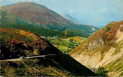 Picture Postcard:-Sychnant Pass [Bamforth]