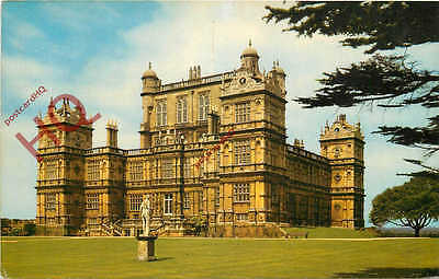 Picture Postcard-:Wollaton Hall, Nottingham
