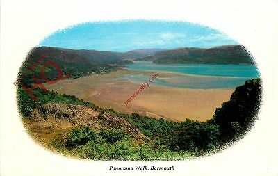 Picture Postcard; Barmouth, Panormama Walk