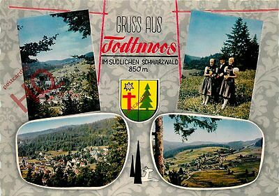 Picture Postcard, Todtmoos (Multiview)