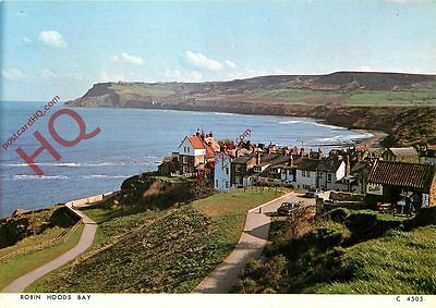 Picture Postcard~ Robin Hoods Bay