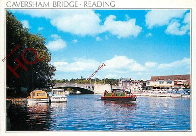 Picture Postcard~ Reading, Caversham Bridge