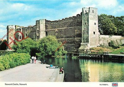 Picture Postcard~ Newark Castle