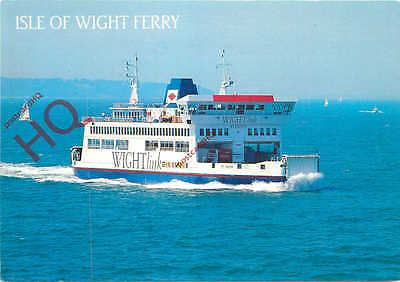 Picture Postcard~ WIGHTLINK ST. FAITH