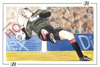 Picture Postcard: Football, Bruce Grobbelaar