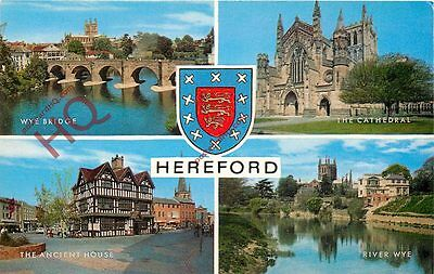 Picture Postcard: Hereford (Multiview) [Salmon]