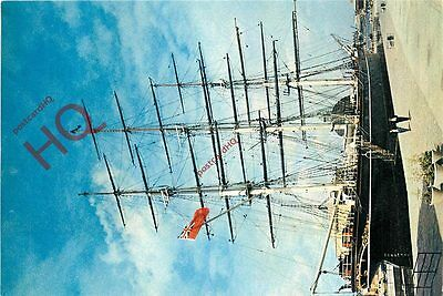 Picture Postcard: CUTTY SARK