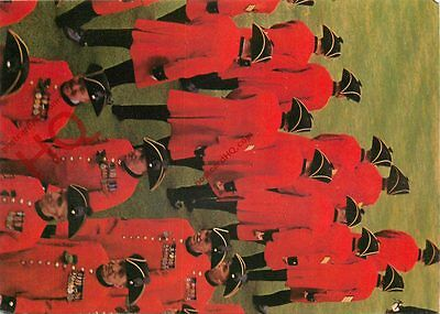 Picture Postcard: London, Chelsea Pensioners