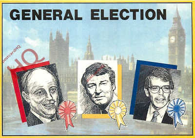 Picture Postcard, 1992 General Election