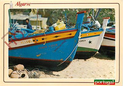Picture Postcard, Algarve, Fishing Boats
