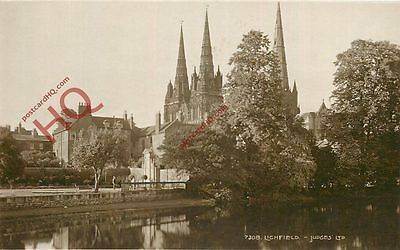 Picture Postcard, Lichfield [Judges]