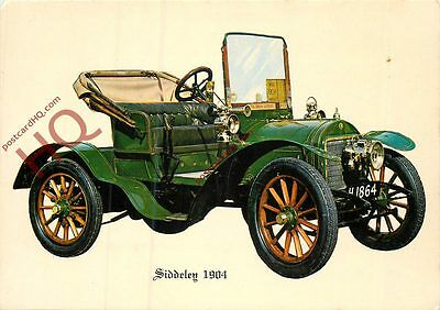 Picture Postcard::Siddeley 1904