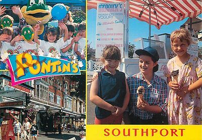 Picture Postcard::Pontin's, Southport