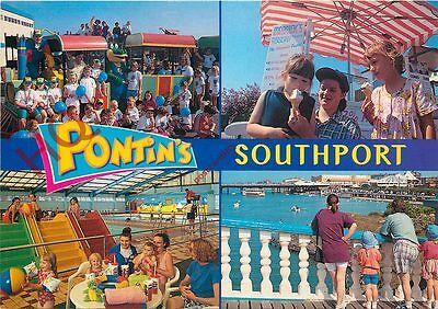Picture Postcard::Pontin's, Southport (Multiview)