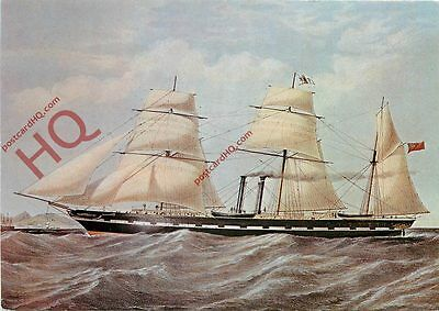 Picture Postcard::SS Antelope